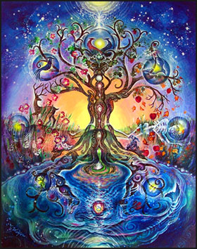 fairytree2 Goddess Power Energy Healing Activation